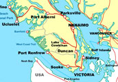 Travel Highlights Victoria Vancouver Island BC