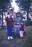 Ben, Johnsan and Family
