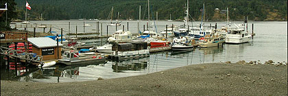Brentwood Bay BC