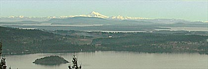 Brentwood from Malahat Viewpoint