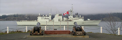 Canadian Forces Base BC Canada