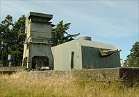 Belmont Battery Fort Rodd Hill Park BC