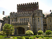 Hatley Castle and Gardens